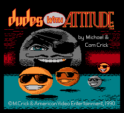 Dudes With Attitude
