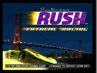 San Francisco Rush - Extreme Racing