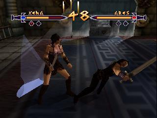 Xena Warrior Princess - The Talisman of Fate