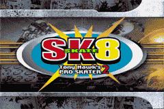 SK8 - Tony Hawk's Pro Skater 2