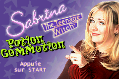 Sabrina - The Teenage Witch - Potion Commotion