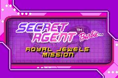 Secret Agent Barbie - Royal Jewels Mission