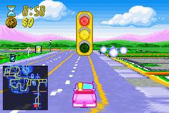 Simpsons, The - Road Rage