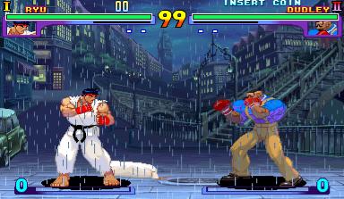 Street Fighter III: New Generation (Japan, 970204)