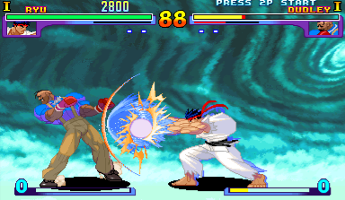 Street Fighter III: New Generation (Japan, 970204)