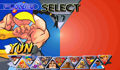 Street Fighter III 2nd Impact: Giant Attack (Japan, 970930)