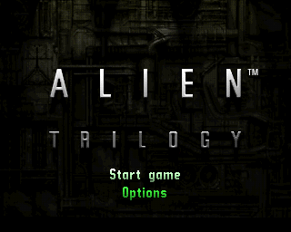 Alien Trilogy (E)