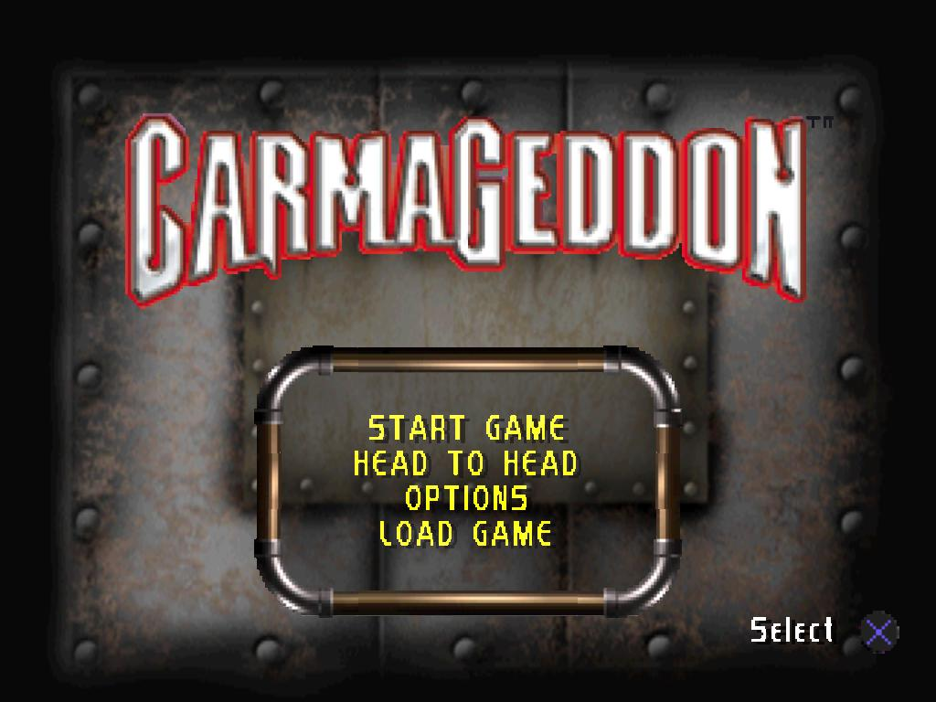 Carmageddon (E)