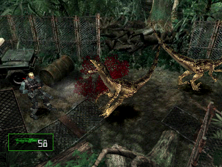 Dino Crisis 2 (U)