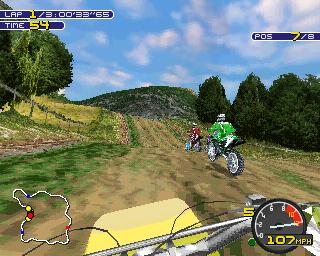 Moto Racer 2 (E)