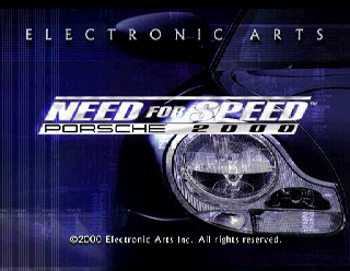 Need for Speed - Porsche 2000 (E)