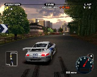 Need for Speed - Porsche 2000 (E)