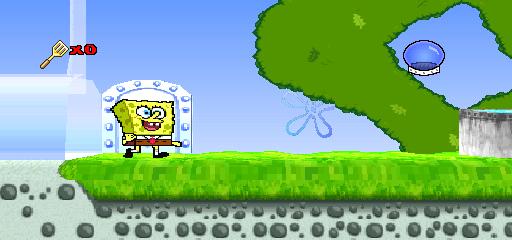 SpongeBob SquarePants - SuperSponge (U)