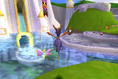 Spyro 2 - Gateway to Glimmer (E)