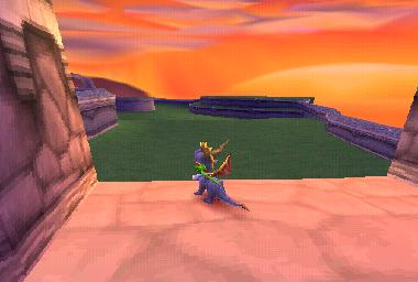 Spyro the Dragon (E)