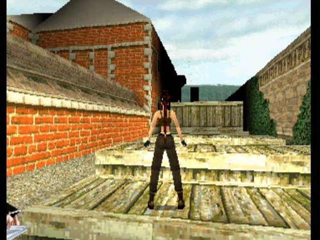 Tomb Raider II - Starring Lara Croft (E)