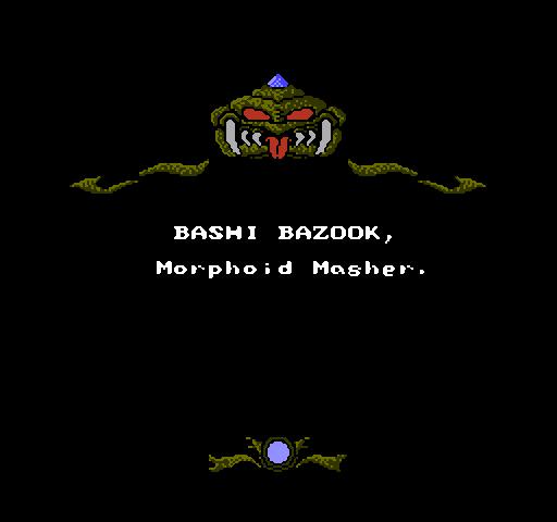 Bashi Bazook - Morphoid Masher