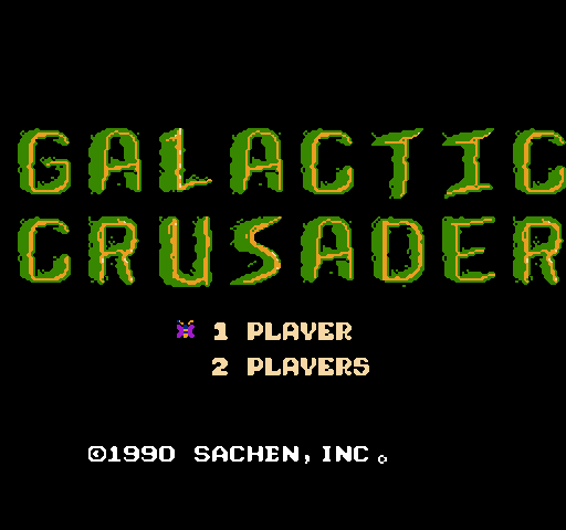 Galactic Crusader (Bunch)
