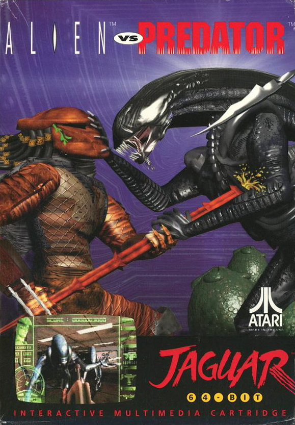 Alien vs Predator (1994)