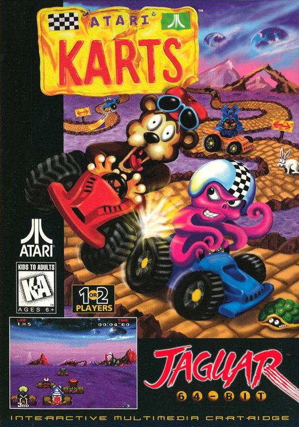 Atari Karts (1995)