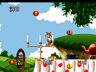 Bubsy - Fractured Furry Tails (1994)