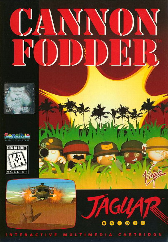 Cannon Fodder (1995) (Computer West)