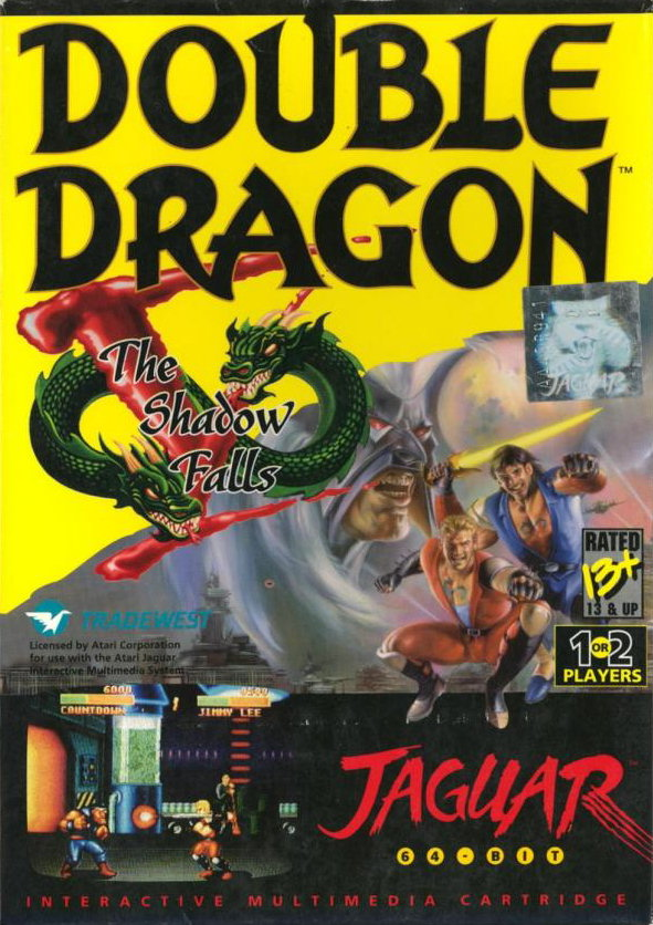 Double Dragon V (1995) (Williams)