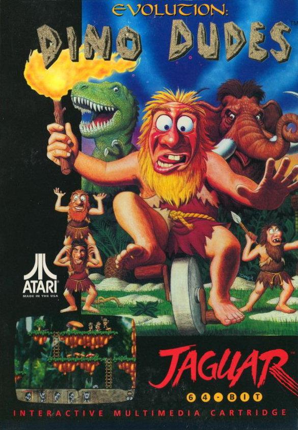 Evolution - Dino Dudes (1993)
