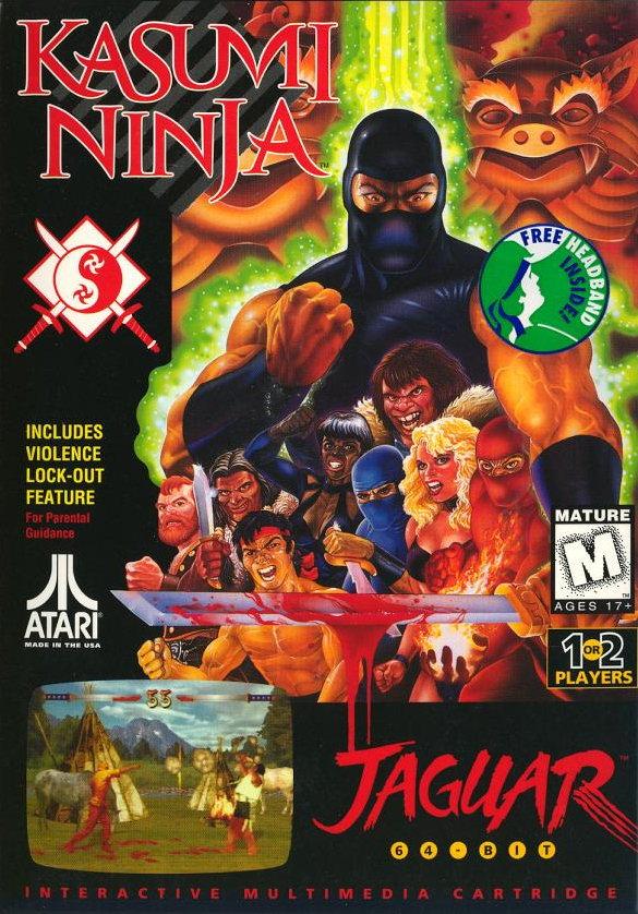 Kasumi Ninja (1994)