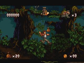 Pitfall - The Mayan Adventure (1995)