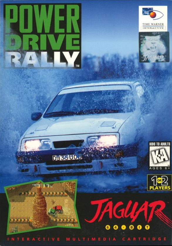 Power Drive Rally (1995) (TWI)