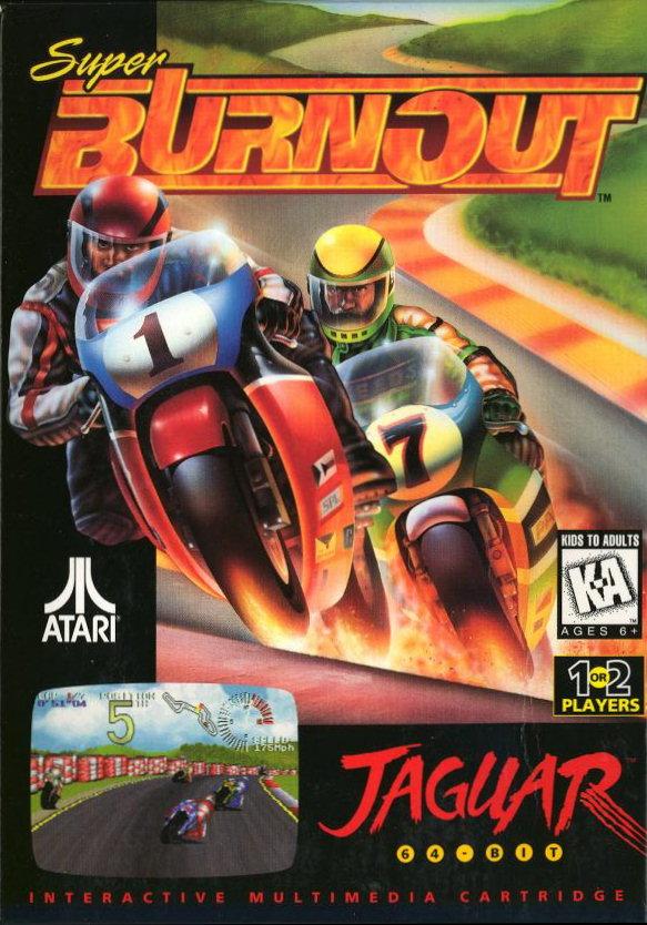 Super Burnout (1995)