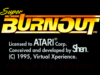 Super Burnout (1995)