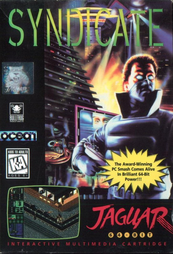 Syndicate (1995) (Ocean)