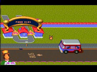 Theme Park (1995) (Ocean)