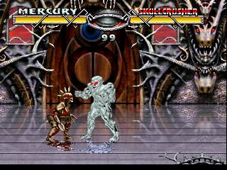 Ultra Vortek (1995)