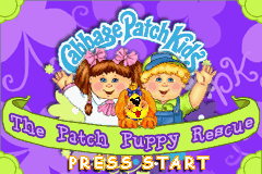 Cabbage Patch Kids - The Patch Puppy Rescue