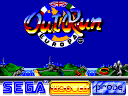 OutRun Europa