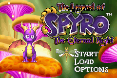 Legend of Spyro, The - The Eternal Night