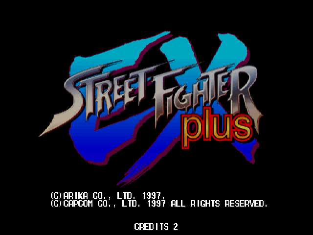 Street Fighter EX Plus (US 970407)