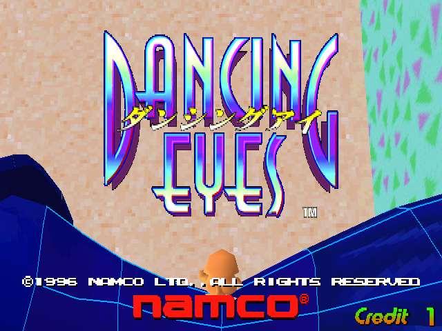 Dancing Eyes (DC1/VER.A)