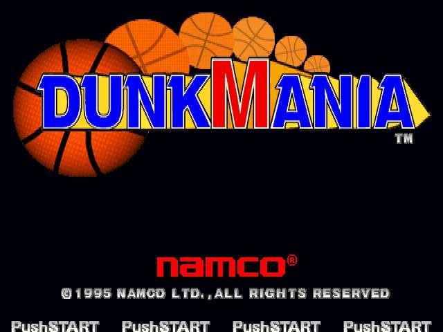 Dunk Mania (DM2/VER.C)