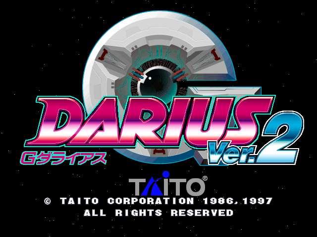 G-Darius (Ver 2.01J)