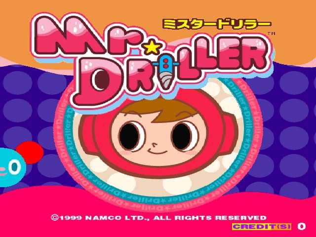 Mr Driller (DRI1/VER.A2)