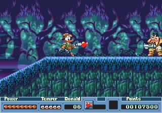 Quack Shot Starring Donald Duck