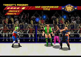 WWF Wrestlemania Arcade (32X)