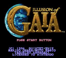 Illusion of Gaia