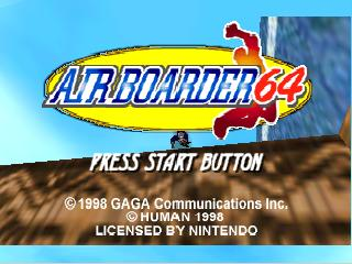 Airboarder 64
