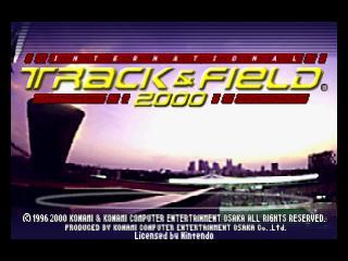 International Track & Field 2000