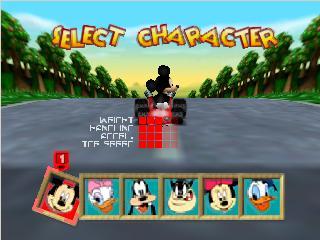 Mickey's Speedway USA